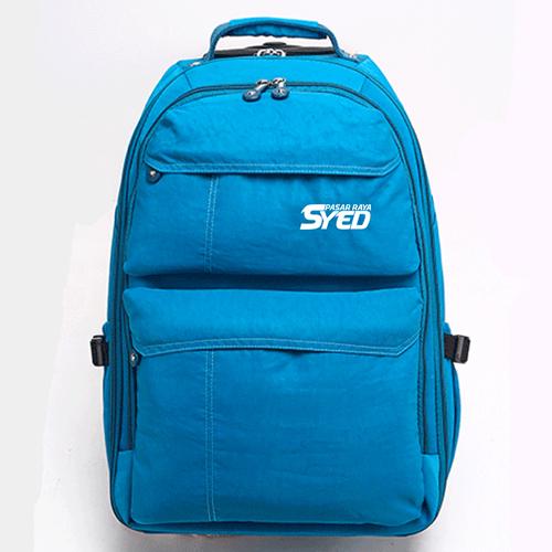 School Bag Trolley Round Trip