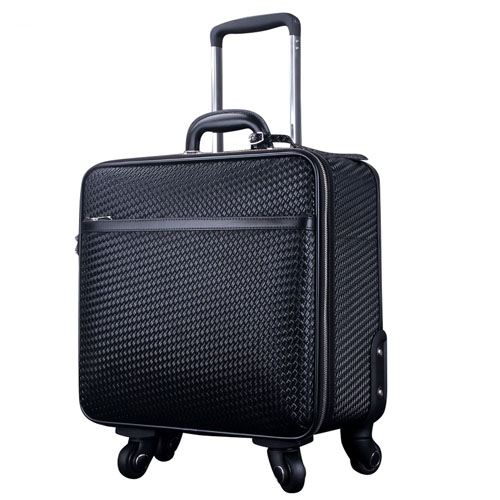 Wire Wheels Travel Luggage Bag