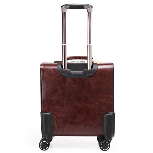 Business 4 Wheel luggage Suitcase Image 1