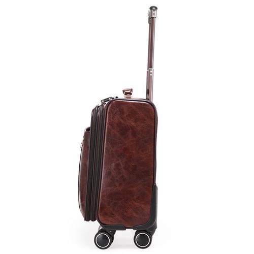 Business 4 Wheel luggage Suitcase Image 2