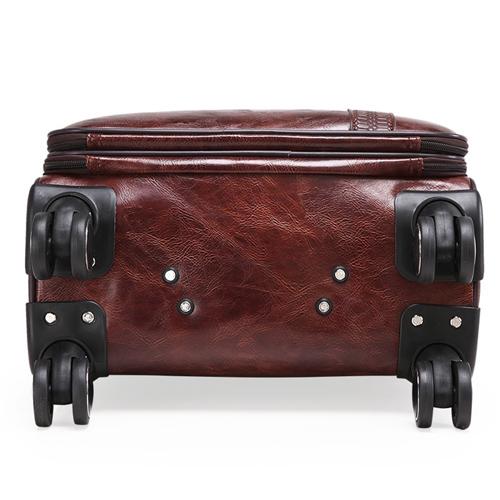 Business 4 Wheel luggage Suitcase Image 3