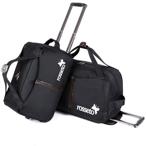 Trolley Luggage Super Wear Bag Image 1