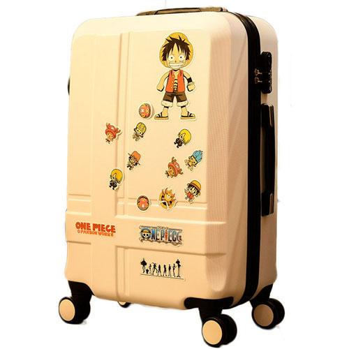 Hardside Luggage Trolley Suitcase Image 1