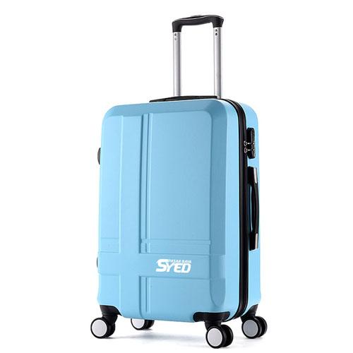Hardside Luggage Trolley Suitcase Image 2