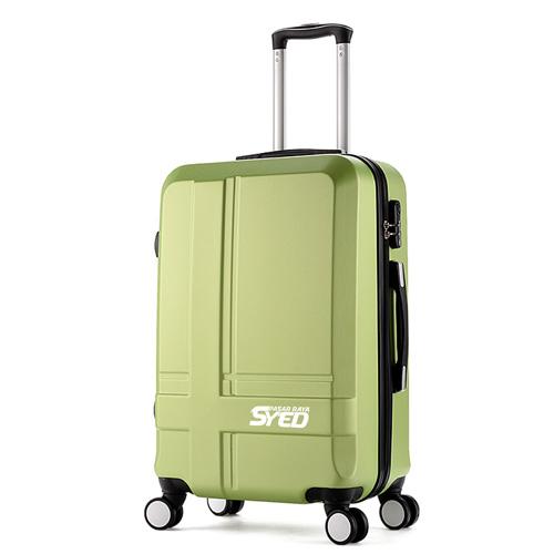 Hardside Luggage Trolley Suitcase Image 4