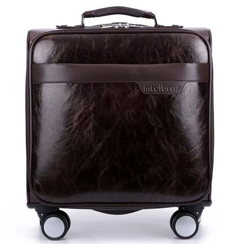 Business Casual Board Chassis Suitcase Image 5