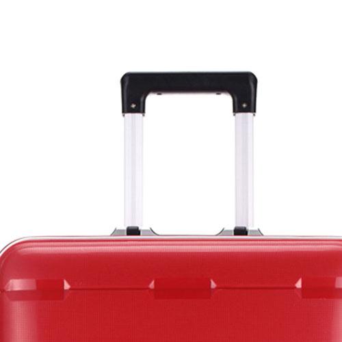 PP Aluminum Trolley Luggage Suitcase Image 2