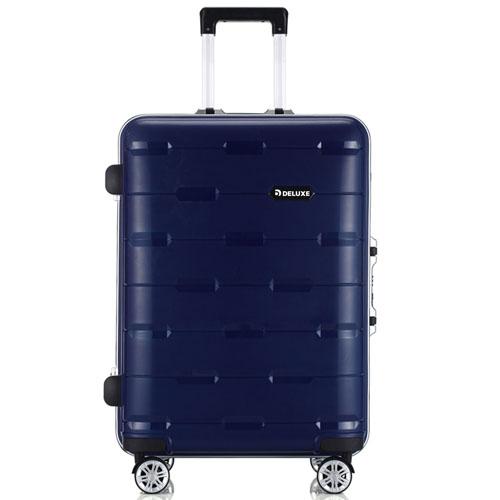 PP Aluminum Trolley Luggage Suitcase Image 3