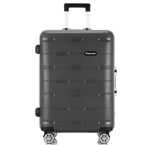 PP Aluminum Trolley Luggage Suitcase Image 4