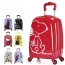 Boy Girl Cat Trolley Suitcase