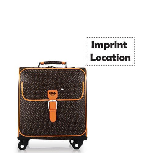 Universal Trolley Luggage Suitcase Imprint Image