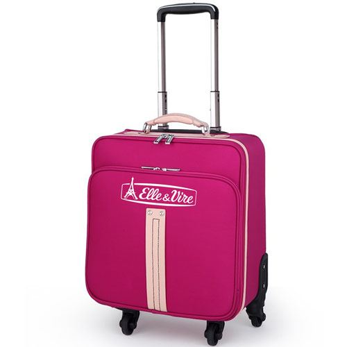 Trolley Luggage Spinner Computer Suitcase Image 1