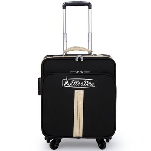 Trolley Luggage Spinner Computer Suitcase Image 2