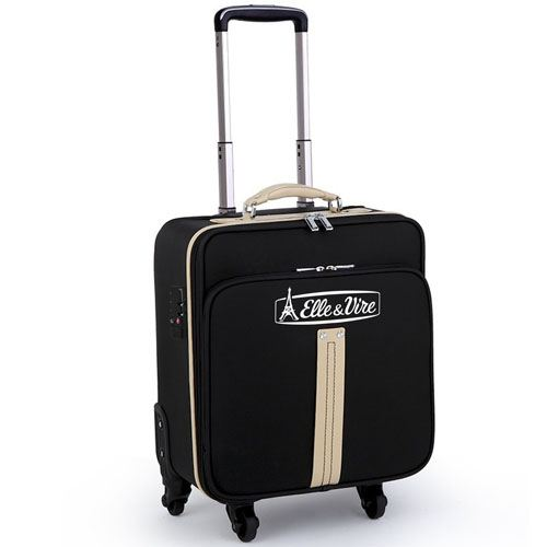 Trolley Luggage Spinner Computer Suitcase Image 3