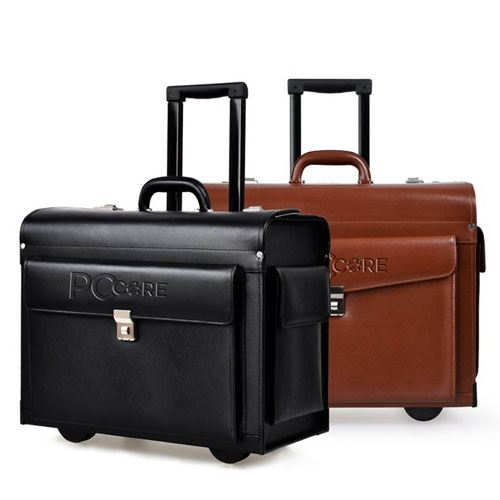 Flight Attendants Baggage Suitcase