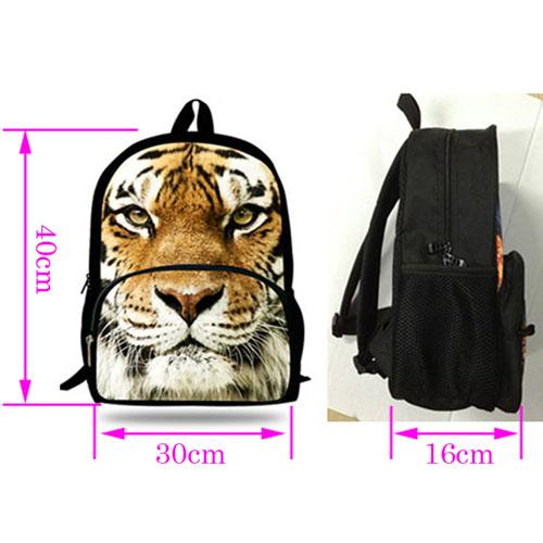 16-Inch Minions Printing School Bag Image 5
