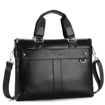 Premium Leather Briefcase Bag