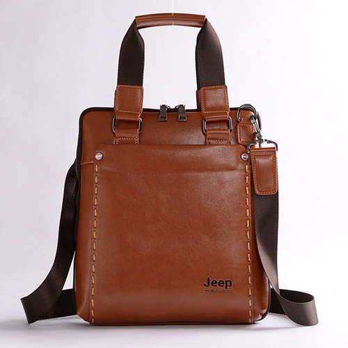 England Casual Style Leather Bag