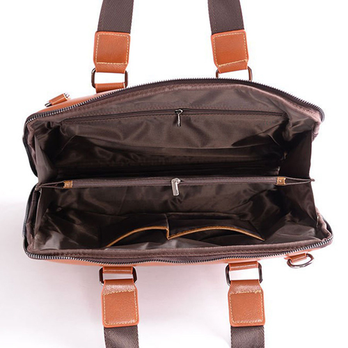 England Casual Style Leather Bag Image 4
