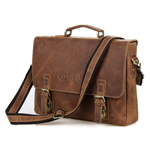 Maxwell Vintage horsehide Leather Laptop Bag