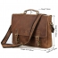 Maxwell Vintage horsehide Leather Laptop Bag Image 6