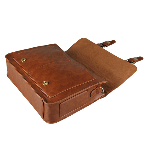 Vintage Horsehide Mad Briefcase Bag Image 2