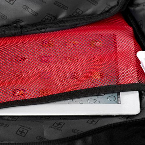 Waterproof Oxford Zipper Travel Bags Image 4