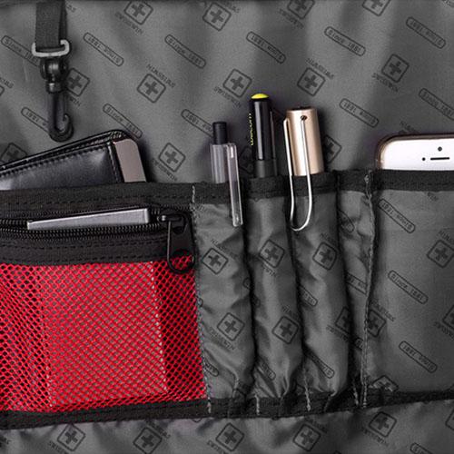 Waterproof Oxford Zipper Travel Bags Image 6