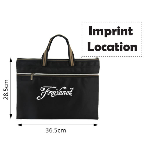 Canvas A4 B4 Rectangle Bag Imprint Image
