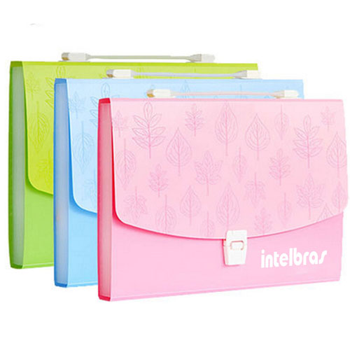 Multilayer Plastic A4 Business Bags Image 1
