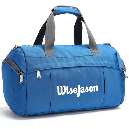 Canvas Waterproof Folding Travel Bag for Men and Women Image 1