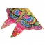 Foldable Colorful Butterfly Kite With Handle