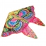 Foldable Colorful Butterfly Kite With Handle Image 4