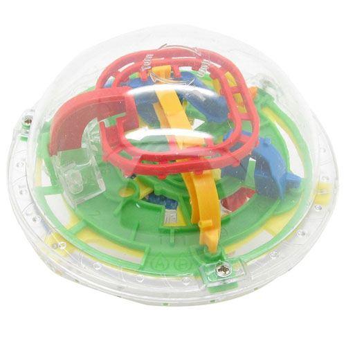 Intellect Ball Balance 3D Spherical Puzzle