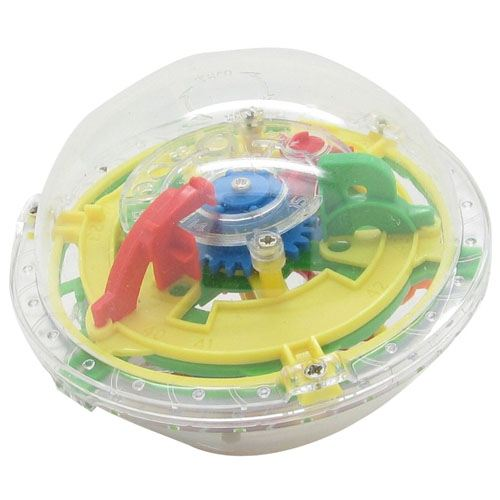 Intellect Ball Balance 3D Spherical Puzzle Image 1