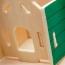 Construction 3D Wooden House Puzzle Image 5