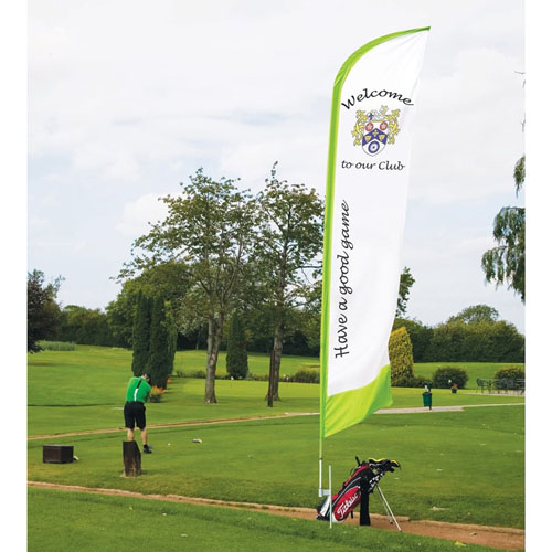 Ground Pike for Promotional Flag Pole