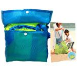 Foldable Children Mesh Collection Bag