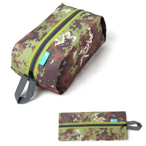 Camouflage Organize Hanging Storage Bag