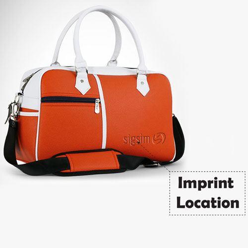 Anti-Water Golf Clothes Bag Imprint Image