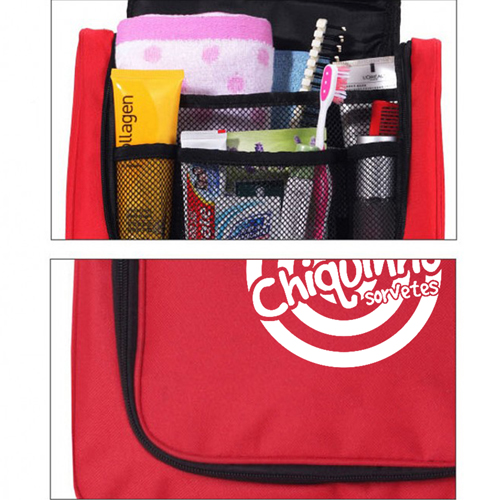 Professional Makeup Toiletry Bags for Ladies Image 2