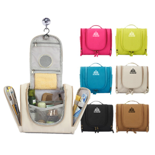 Travel Hanging Large Capacity Toiletry Bag Image 1