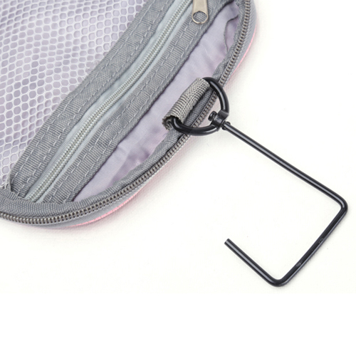 Travel Hanging Large Capacity Toiletry Bag Image 8