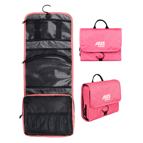 Waterproof Travel Toiletry Makeup Bag Image 1