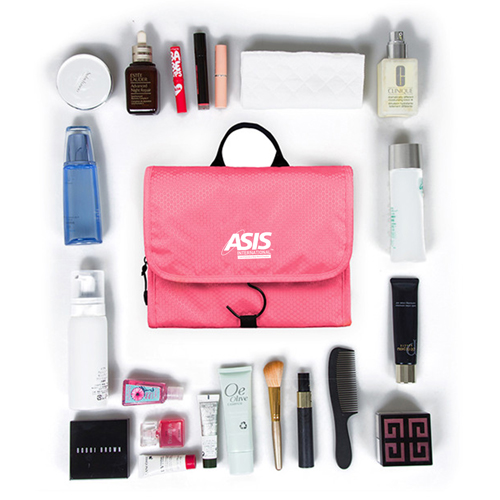 Waterproof Travel Toiletry Makeup Bag Image 2