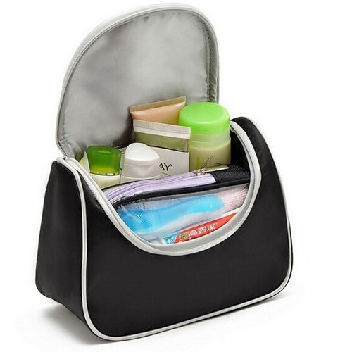 Fashion Designer Womens Cosmetic Toiletry Bag Image 2