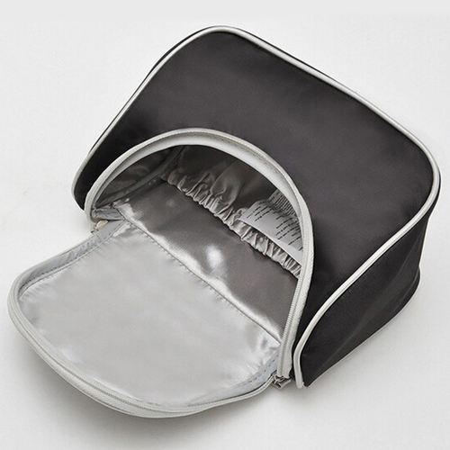 Fashion Designer Womens Cosmetic Toiletry Bag Image 3