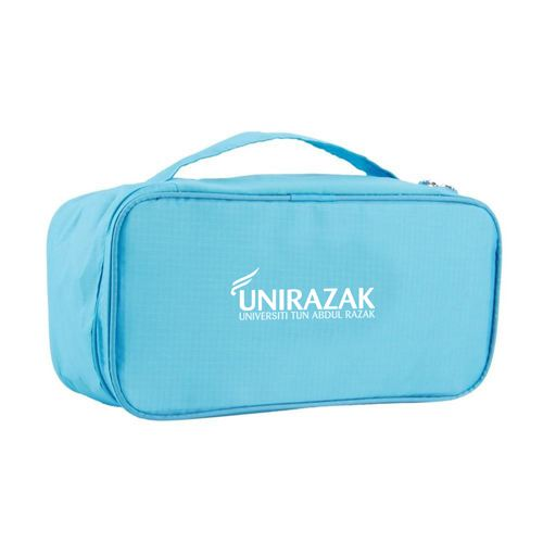 Waterproof Travel Bra Underwear Lingerie Cosmetic Bag