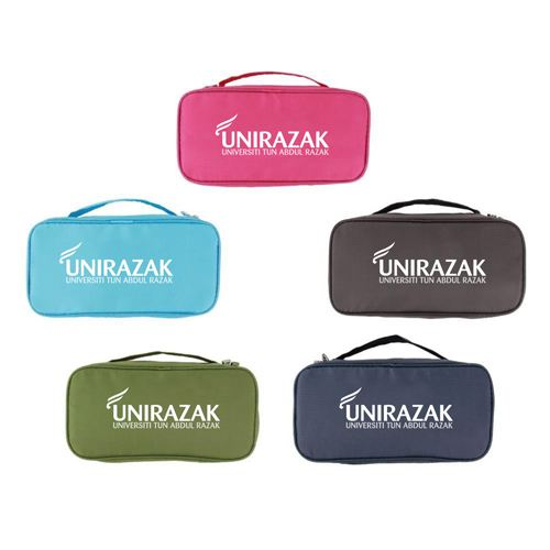 Waterproof Travel Bra Underwear Lingerie Cosmetic Bag Image 4