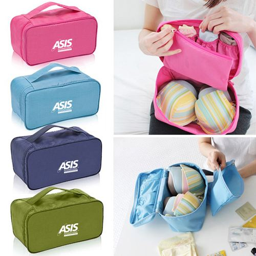 New Fashion Multifunction Travel Underwear Toiletry Bag